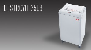 Centralized Office and Departmental Paper Shredders