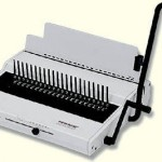 Plastic Comb Binding Equipment