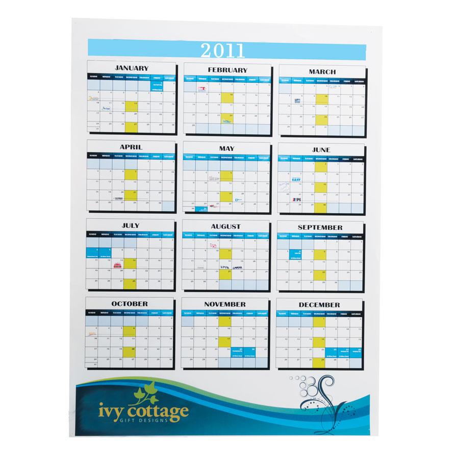 Custom Branded Calendars