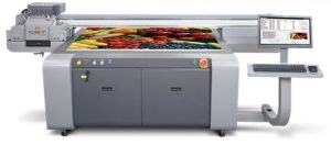 CET Q5-1000 5' x 10' Flatbed UV Printer