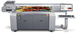 CET QS-250 3.25' x 5' Flatbed Printer