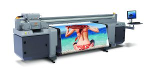"CET Q5-250h 64"" Hybrid UV Printer"