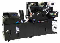 Digital Label Printing and Finishing Equipment